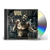 Cd Volbeat Seal The Deal Lets Boogie [import] Novo Original